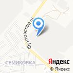 Волготехснаб-Каспий на карте Астрахани