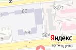 Схема проезда до компании Основная общеобразовательная школа №7, МБОУ в Астрахани
