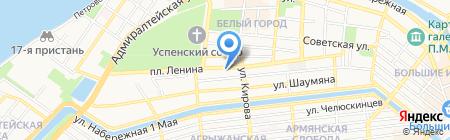 Управление муниципального имущества Администрации г. Астрахани на карте Астрахани