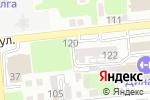 Схема проезда до компании Автоградбанк в Астрахани