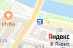 Схема проезда до компании NL International в Астрахани