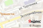 Схема проезда до компании Кабинет парфюмера в Астрахани