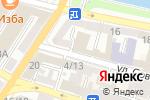 Схема проезда до компании Главная Книга в Астрахани