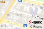 Схема проезда до компании Тройка в Астрахани