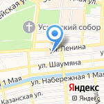 Vita Pelle на карте Астрахани