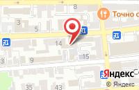 Схема проезда до компании Федерация легкой атлетики Астраханской области в Астрахани