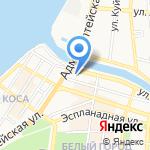 Служба строительного надзора Астраханской области на карте Астрахани