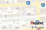 Схема проезда до компании Народная в Астрахани