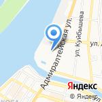 Ангора на карте Астрахани