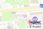 Схема проезда до компании ЗОЛОТАЯ ЛОЗА в Астрахани