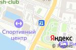 Схема проезда до компании Консервативный коммерческий банк в Астрахани