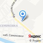 Центр профессиональной подготовки Управления МВД России по Астраханской области на карте Астрахани