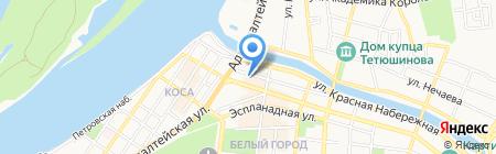 Бьюти Спот бутик на карте Астрахани