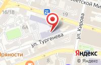 Схема проезда до компании Астраханский автомобильно-дорожный колледж в Астрахани