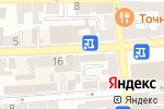 Схема проезда до компании Имидж Стиль в Астрахани