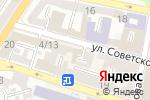 Схема проезда до компании DA`GROOVE в Астрахани