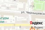 Схема проезда до компании МЯСЬЕ в Астрахани