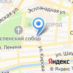 Авиа Вояж на карте Астрахани