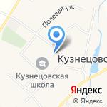 Семёновский на карте Йошкар-Олы