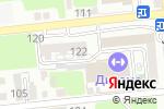 Схема проезда до компании Начин-Астрахань в Астрахани