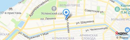 Региональная общественная приемная председателя партии Единая Россия Медведева Д.А. в Астраханской области на карте Астрахани