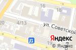 Схема проезда до компании Студия Ильмиры Карповой в Астрахани