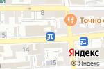Схема проезда до компании Академия Пива в Астрахани