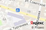 Схема проезда до компании Акведук в Астрахани