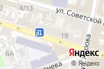 Схема проезда до компании ЦМИТ Астрахань в Астрахани