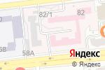 Схема проезда до компании Мать & дитя в Астрахани