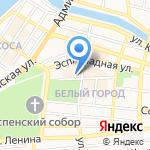 Музей боевой славы на карте Астрахани