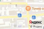 Схема проезда до компании Единая Россия в Астрахани