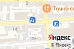 Схема проезда до компании Будуар в Астрахани