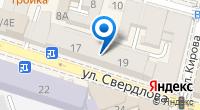 Компания Астраханские Печати на карте