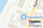 Схема проезда до компании А БАЙТ в Астрахани
