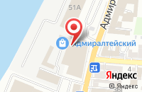 Схема проезда до компании КБИТ в Астрахани