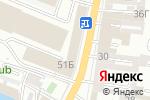 Схема проезда до компании КухниСтрой-С в Астрахани