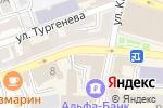 Схема проезда до компании Студия Марии Солдатовой в Астрахани