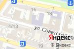 Схема проезда до компании Средняя общеобразовательная школа №30 в Астрахани