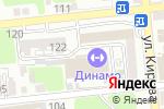 Схема проезда до компании Чистое дело в Астрахани