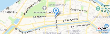 Имидж Стиль на карте Астрахани