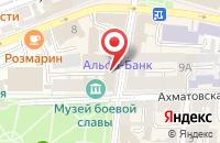 Схема проезда до компании БегемотиК в Астрахани