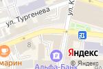 Схема проезда до компании Мел и уголь в Астрахани