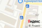 Схема проезда до компании Каспий-СтройПроект в Астрахани