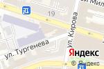 Схема проезда до компании EngineR в Астрахани