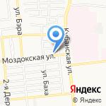 Рио на карте Астрахани