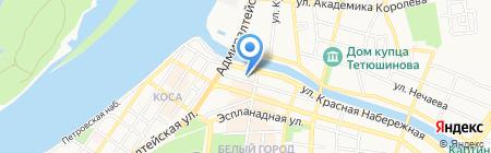 АЙКИДО на карте Астрахани