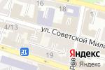 Схема проезда до компании Фаланстер в Астрахани