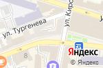Схема проезда до компании Сундук в Астрахани