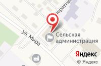 Схема проезда до компании Кузнецовская амбулатория в Кузнецово